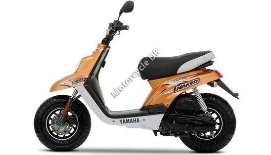 Yamaha BWs Naked 2008 11237