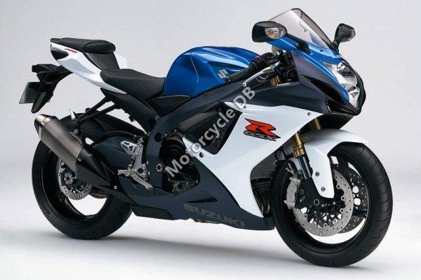Suzuki GSX-R750 2011 7860