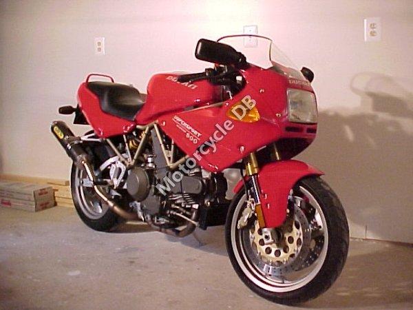 Ducati 900 SS 1998 12915
