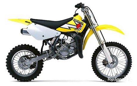 Suzuki RM 125 2003 6835