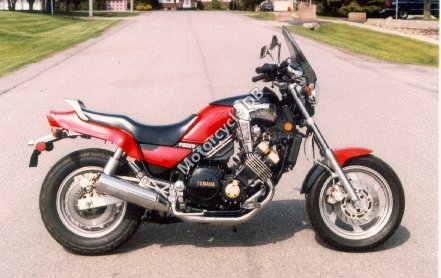 Yamaha FZX 750 Fazer 1998 9474