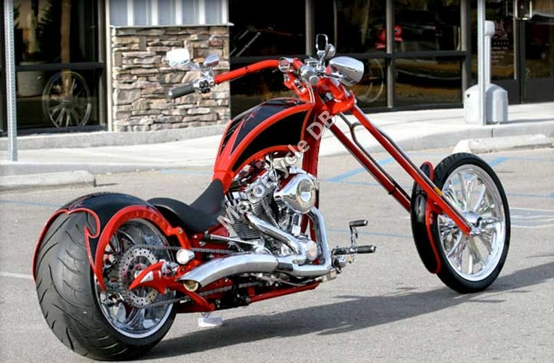 Big Bear Choppers Athena ProStreet 100 EFI 2009 25286