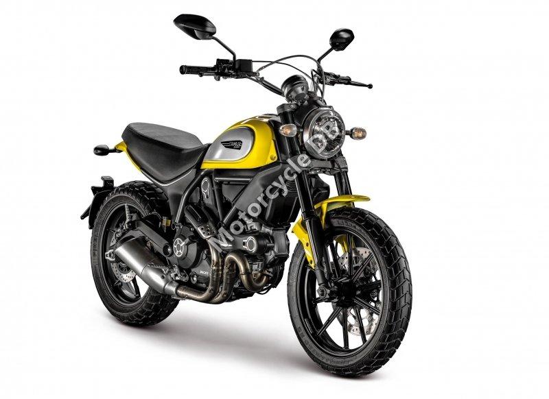 Ducati Scrambler Icon 2015 31209
