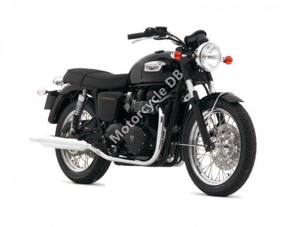Triumph Bonneville Black 2007 20193