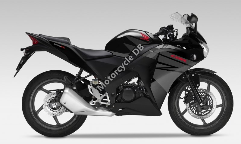 Honda CBR125R 2015 29795