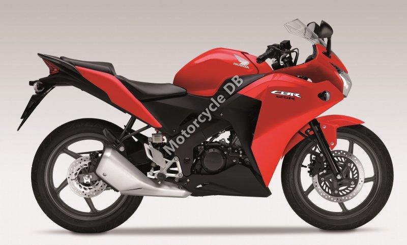 Honda CBR 125R 2013 29782