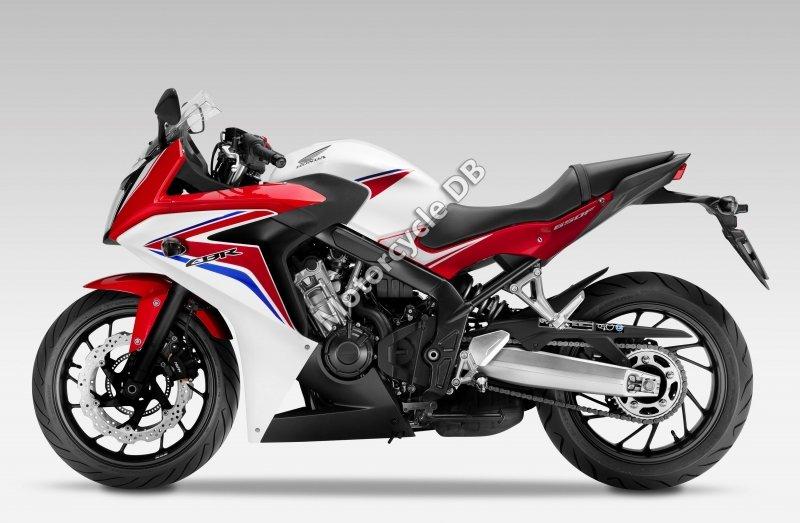 Honda CBR650F 2016 29865