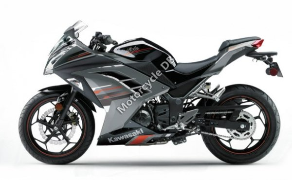Kawasaki Ninja 300 Special Edition 2013 22876