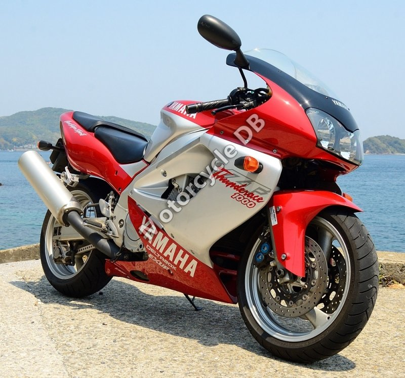 Yamaha YZF 1000 R Thunderace 2001 25822
