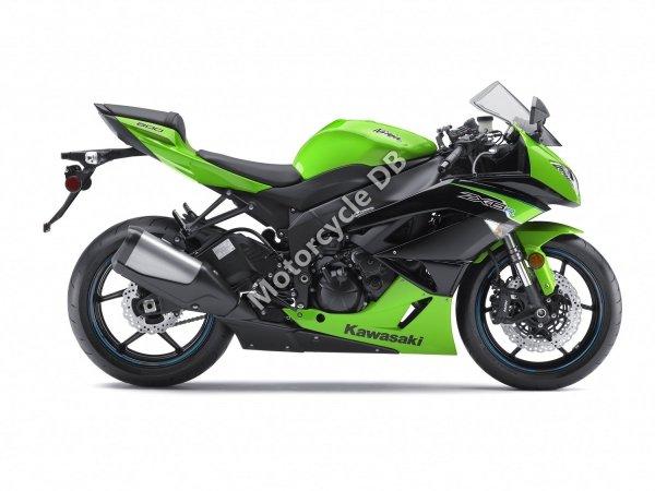 Kawasaki Ninja ZX-6R 2012 22233