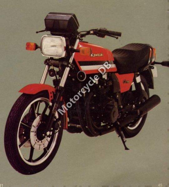 Kawasaki Z 1100 ST 1982 15378