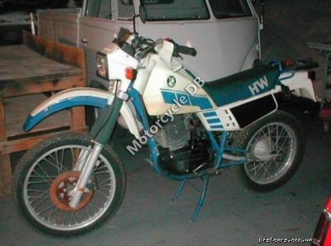 Puch 350 HWE 1987 21407
