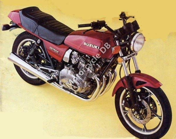 Suzuki GS 750 T 1982 6529