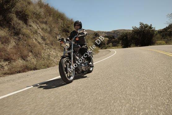 Harley-Davidson XL 883L Sportster 883 SuperLow 2011 6083