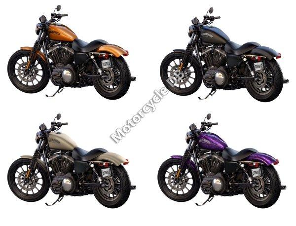Harley-Davidson Sportster Iron 883 Dark Custom 2014 23442