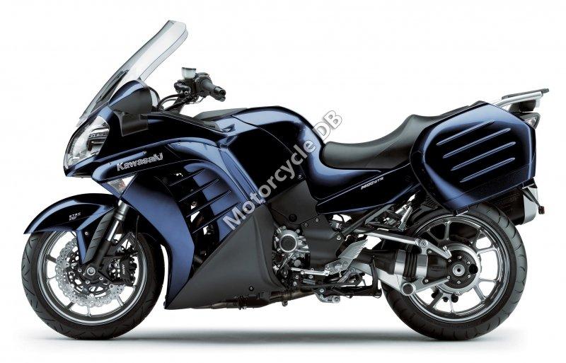 Kawasaki 1400 GTR 2010 29262