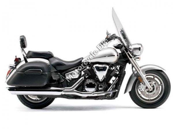 Yamaha V Star 1300 Tourer 2007 18439