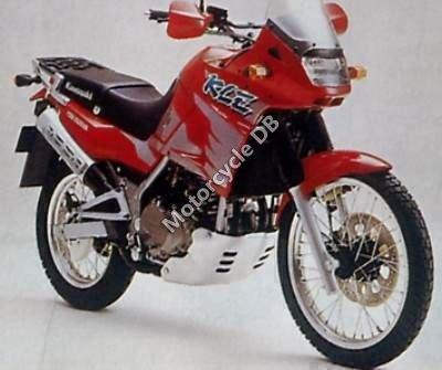 Kawasaki KLE 500 1996 1655