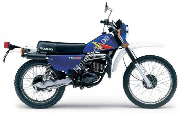 Suzuki TS 185 ER 1983 8524