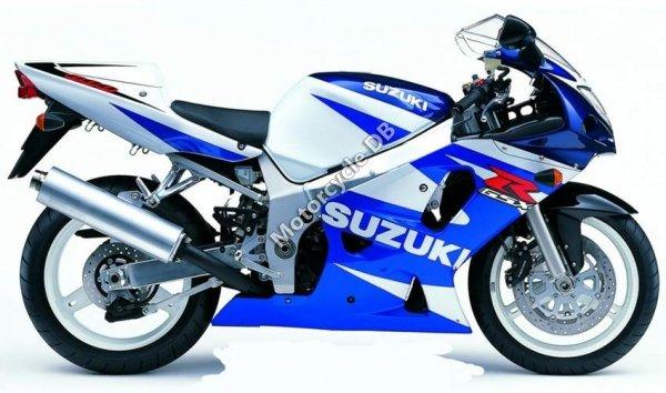 Suzuki GSX-R 600 2002 3959
