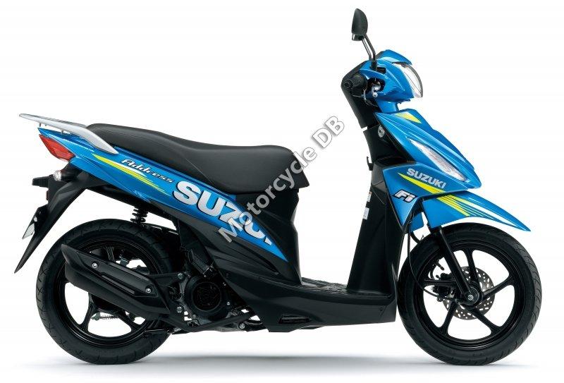 Suzuki Address 110 2015 28137