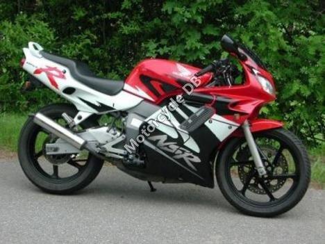 Honda NX 125 TC Trans City 1998 14429