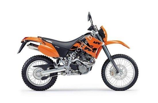 KTM LC4 Adventure 640 2001 9836