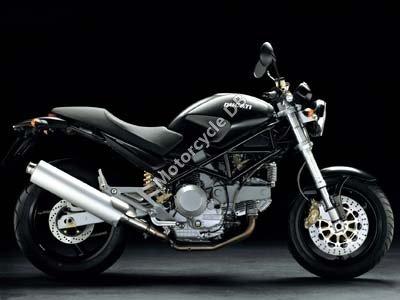 Ducati Monster 900 i.e. Dark 2002 6658