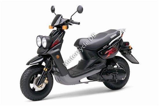Yamaha Zuma 2009 3880