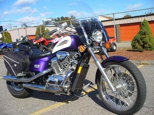 Honda VT 600 CD Shadow VLX Deluxe 2002 8003