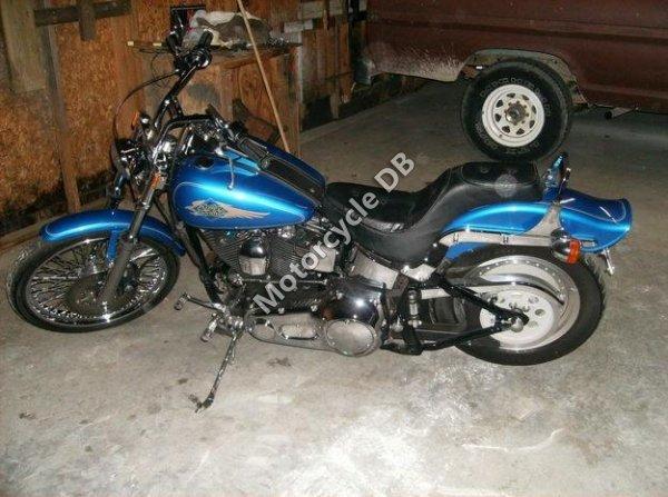 Harley-Davidson Softail Custom 1996 8840