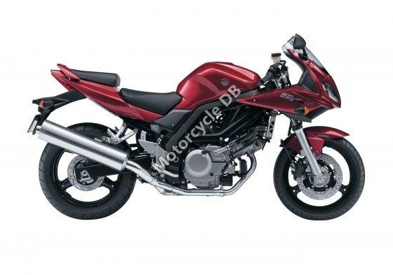 Suzuki SV650SF ABS 2011 8620