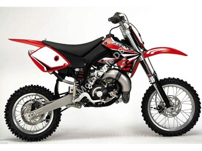 GAS GAS MC 125 2007 17253