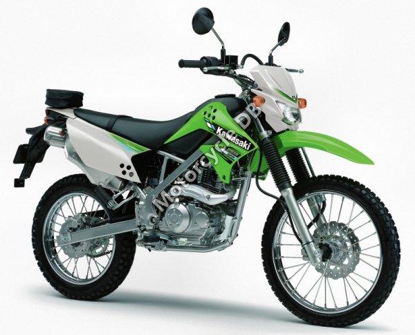 Kawasaki KLX125 2013 22860