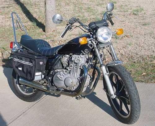 Kawasaki Z 440 LTD 1980 8718