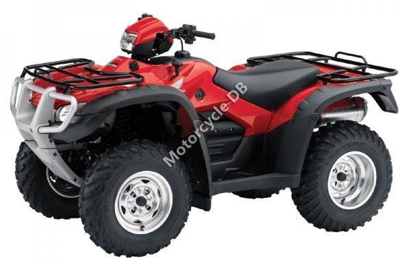 Honda FourTrax Foreman Rubicon 2009 19027