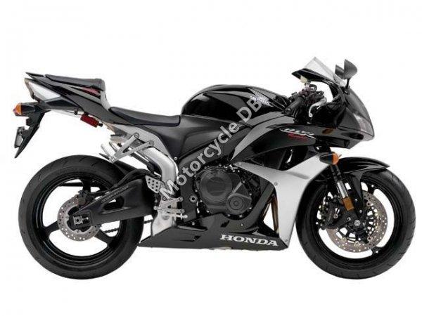 Honda CBR600F 2007 12710