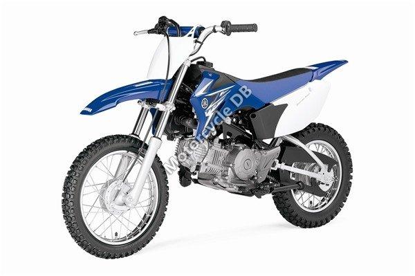 Yamaha TT-R125E 2009 12077