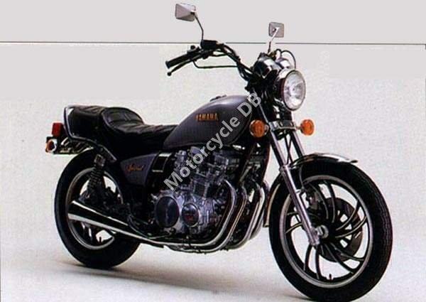 Yamaha XJ 650 Maxim 1980 8604