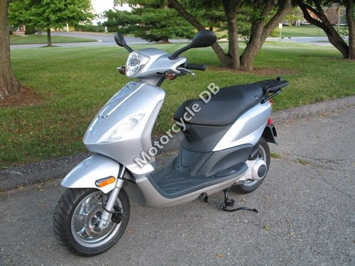 Piaggio Fly 150 - 2006 Specifications, Pictures & Reviews