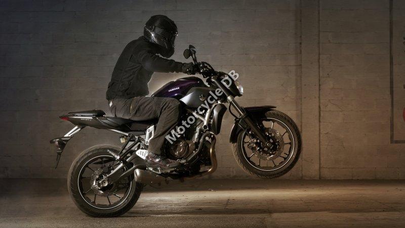 Yamaha MT-07 2014 26006