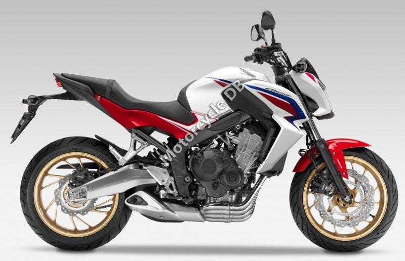 Honda CB650F 2014 29632