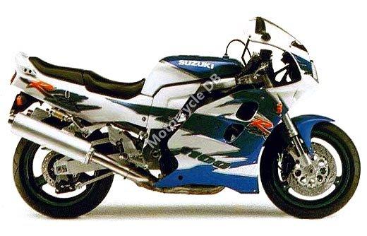 Suzuki GSX-R 1100 WS 1995 12963