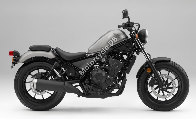 Honda CMX500 Rebel 2018 29385