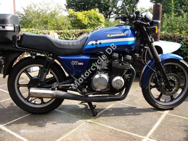 Kawasaki Z 750 GT 1987 8143