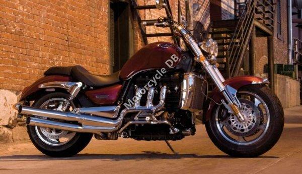 Triumph Rocket III 2008 1734