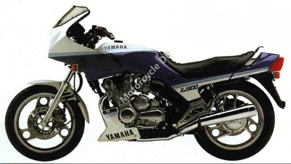 Yamaha XJ 900 F 1986 14990