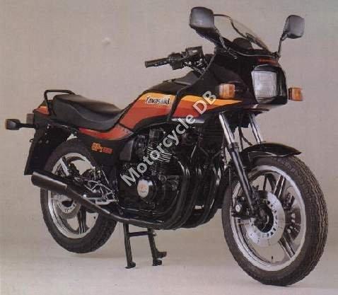 Kawasaki GPZ 550 1984 1333