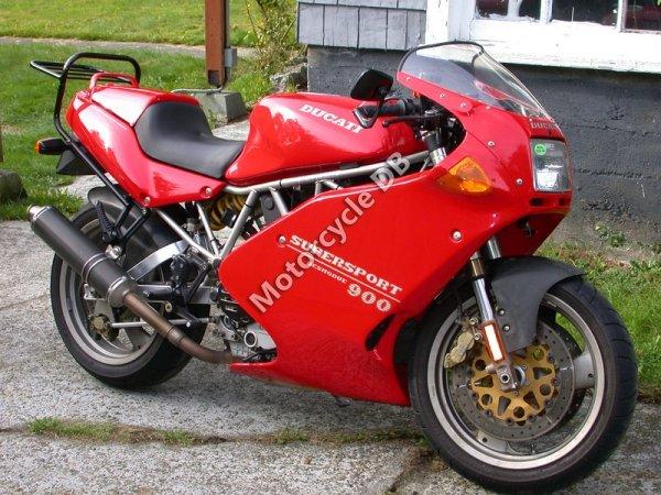 Ducati SS 600 N 1995 14767