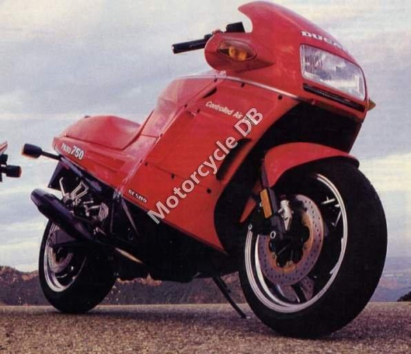 Ducati 750 Paso 1989 7789